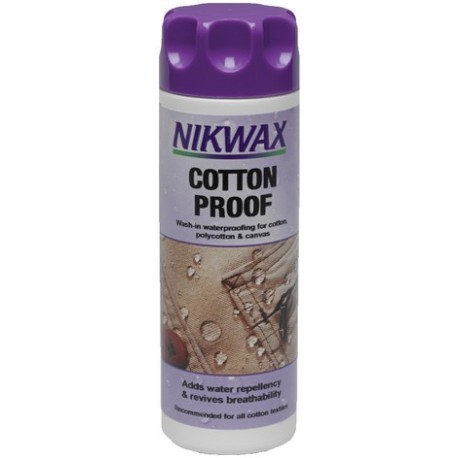 NIKWAX Cotton Proof 300 ml